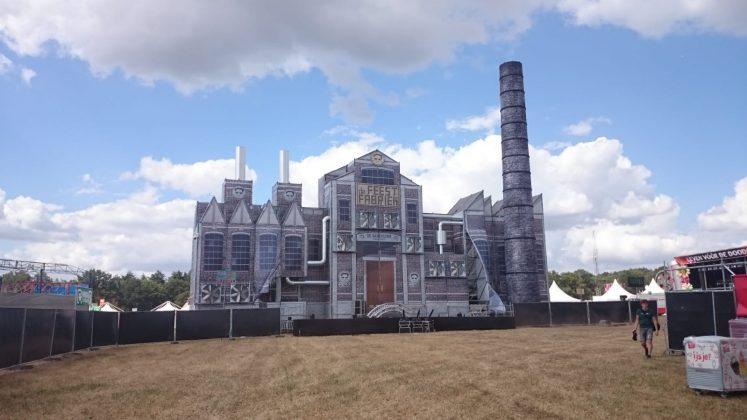 Zwarte Cross 2018 Feestfabriek