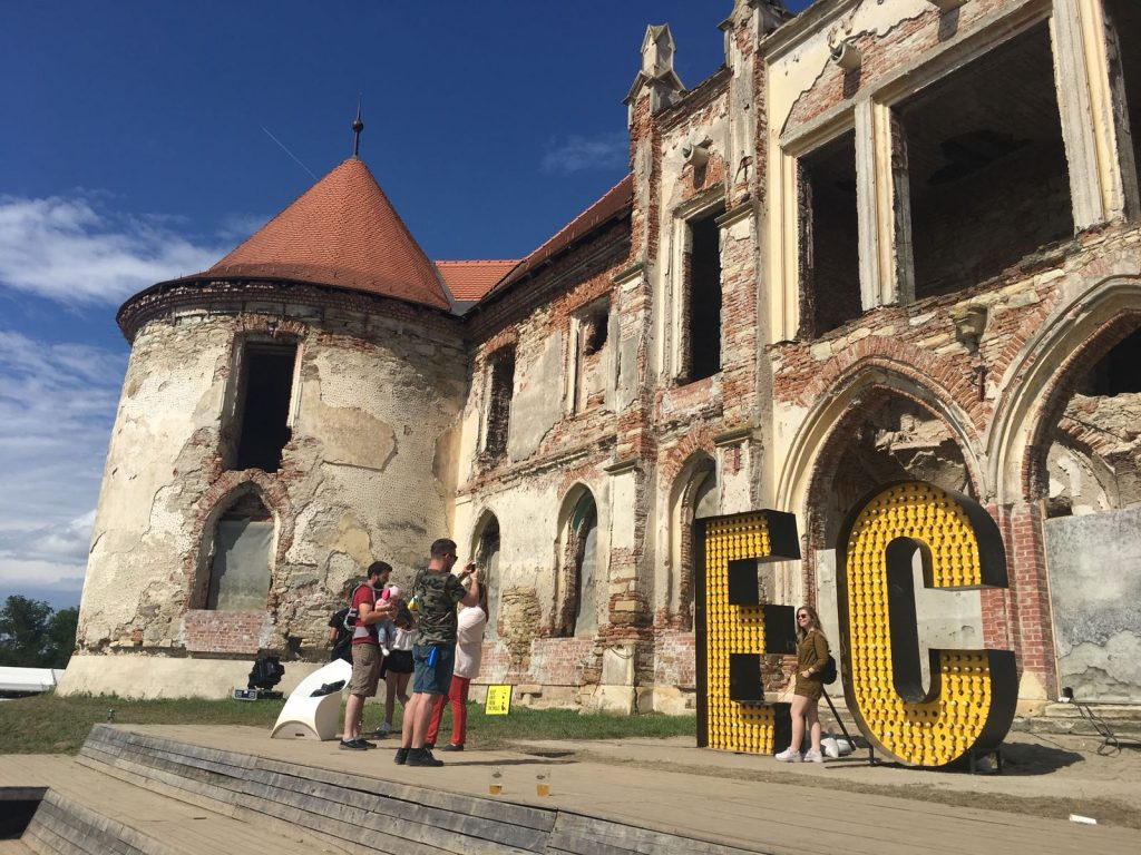 Electric Castle 2018, location