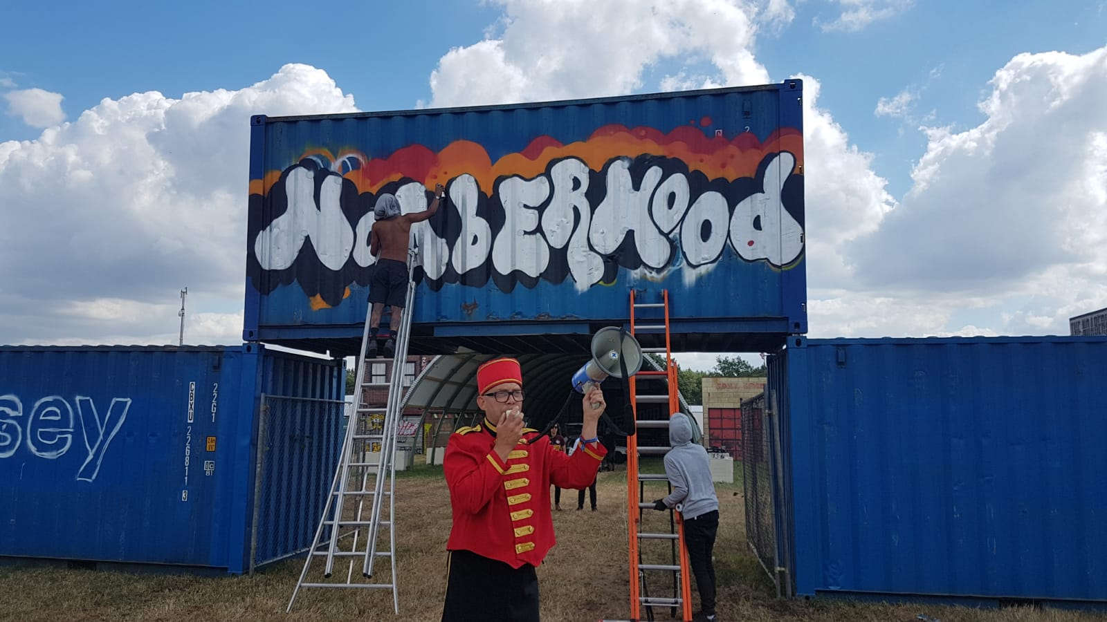 Zwarte Cross 2018 Noaberhood