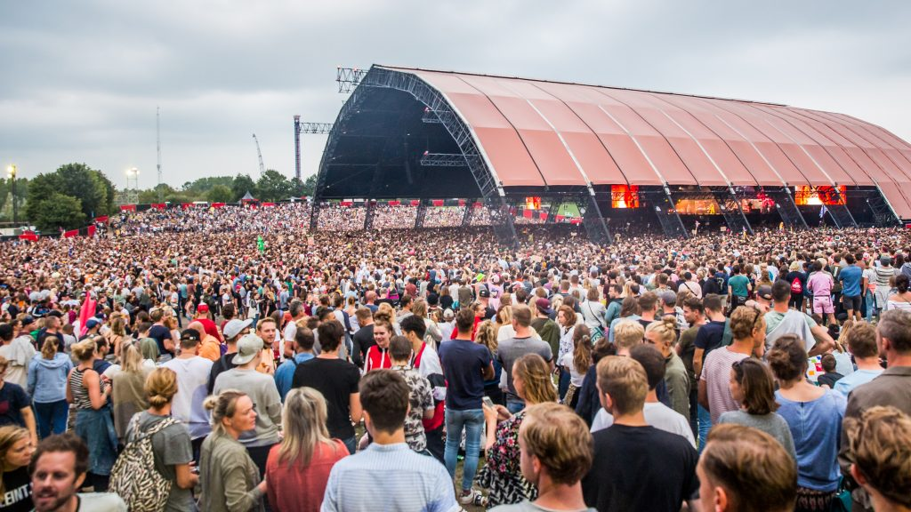 lowlands 2019  m 18 augustus  biddinghuizen