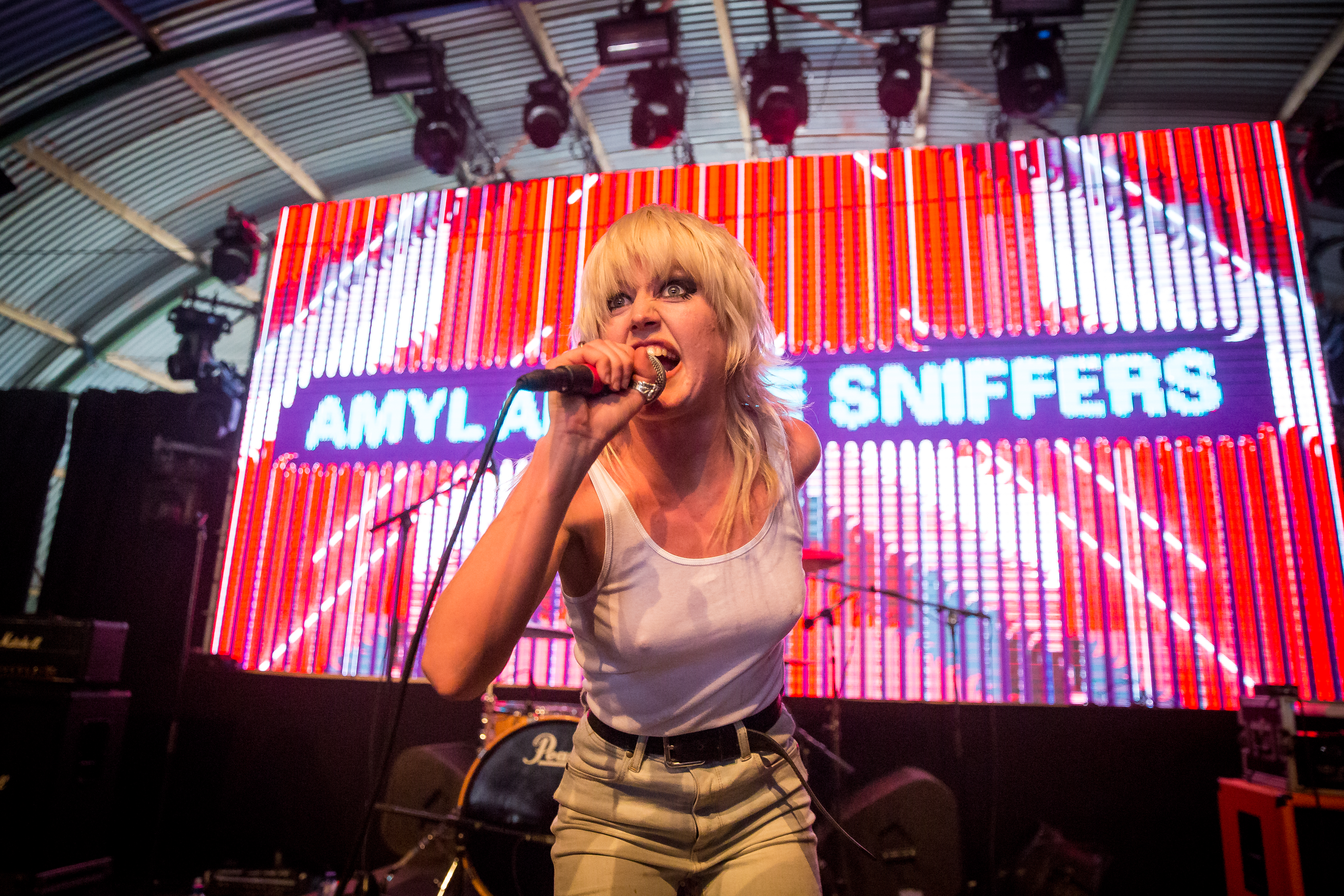 Amyl and the sniffers - Lowlands 2018