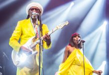 Nile Rodgers & Chic - Lowlands 2018