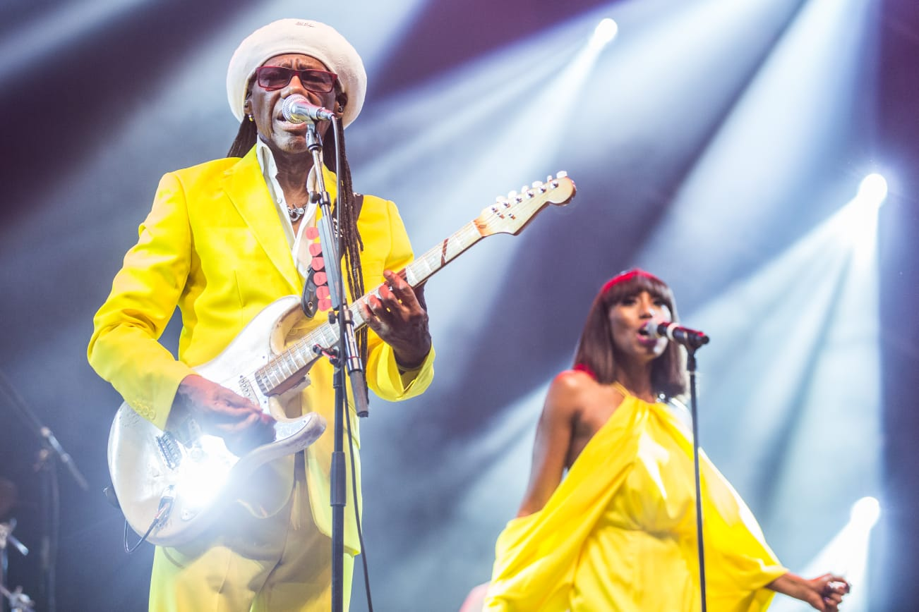 Neil Rogers & Chic - Lowlands 2018