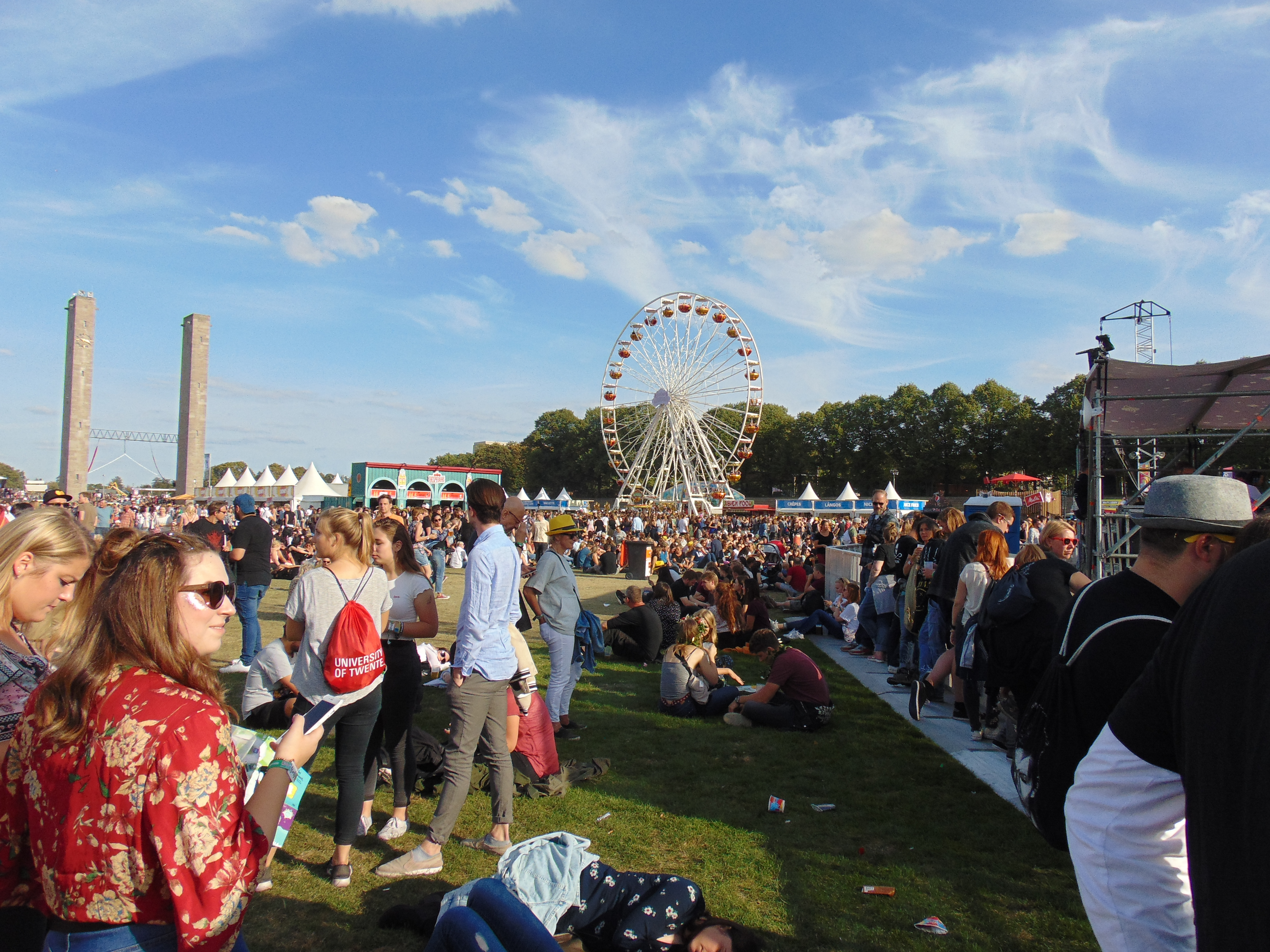 Lollapalooza Berlin 2018 Sfeer