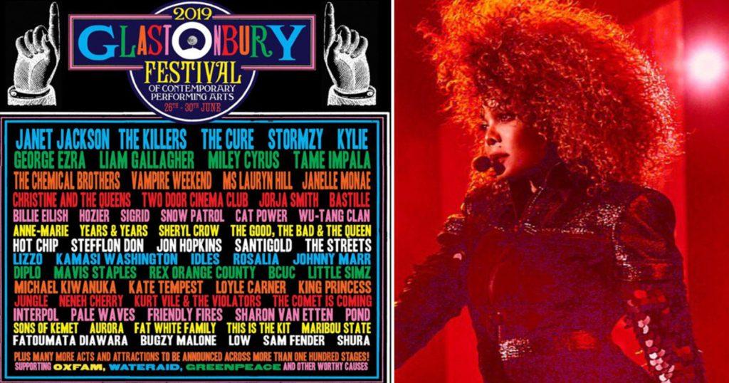festival billing