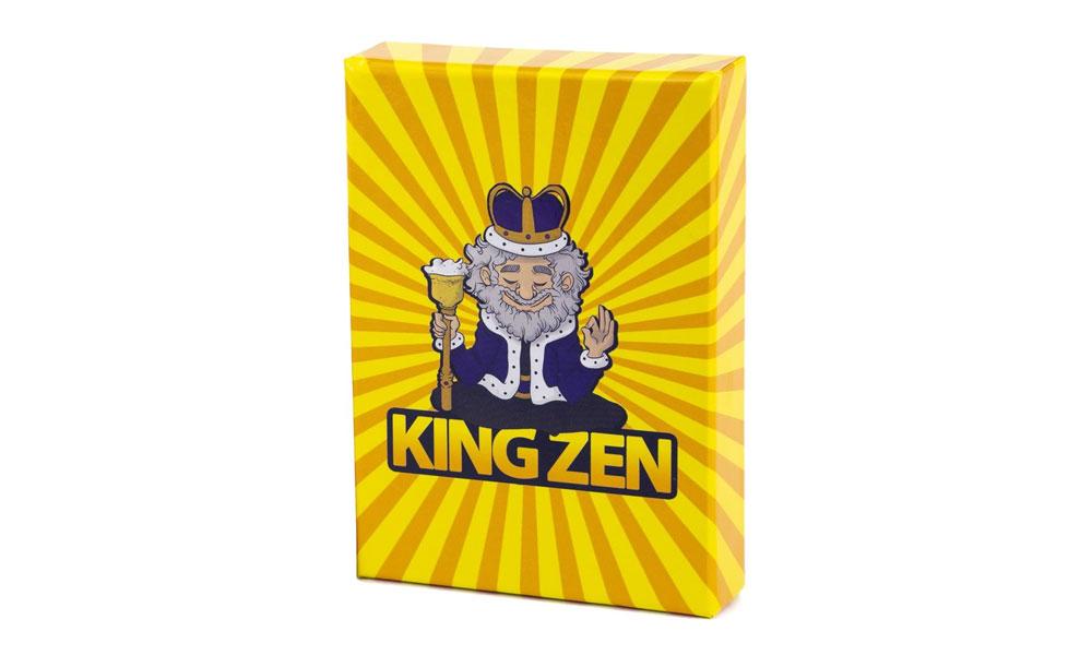 Drankspelletjes - KING ZEN