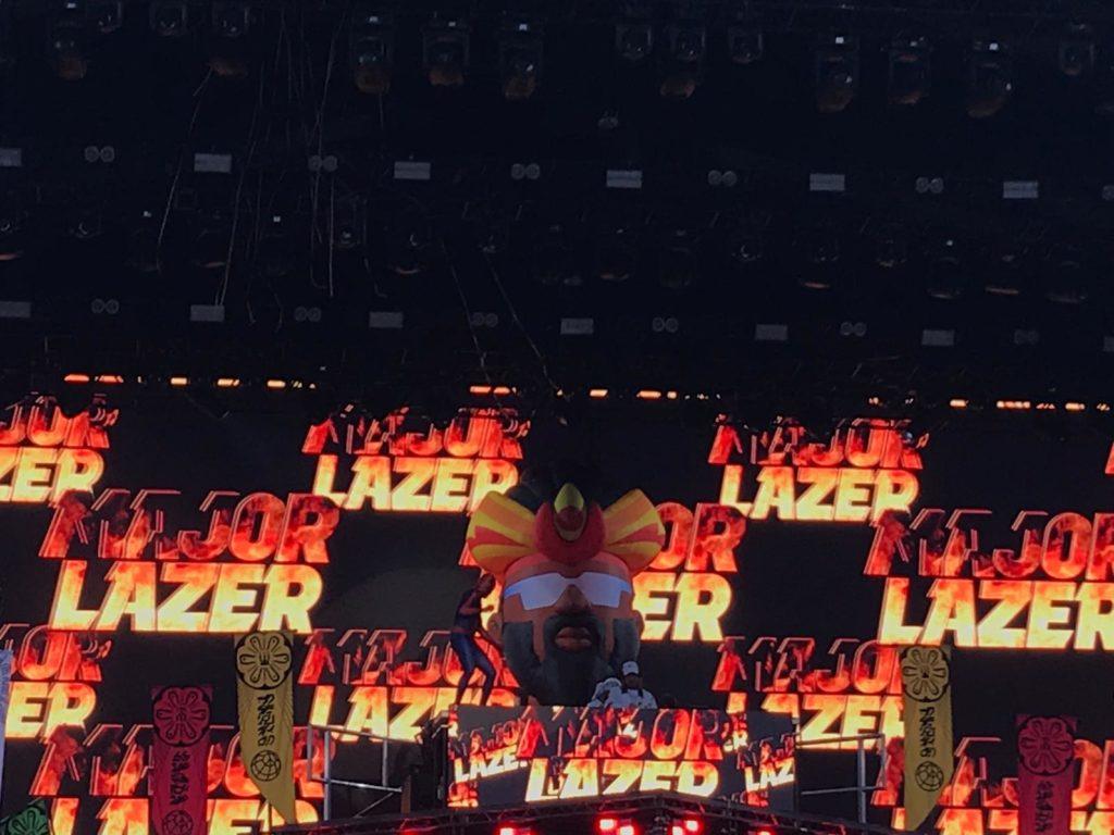 Major Lazer - Pinkpop 2019