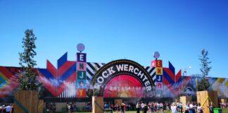 Rock Werchter 2019 - entree - ingang