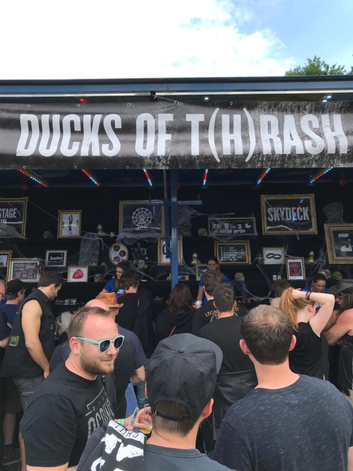 Graspop 2019 ducks