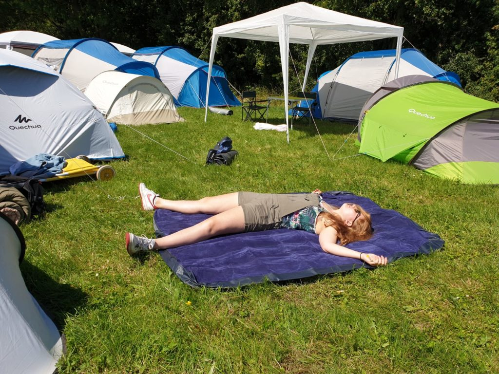Rock Werchter 2019 - camping
