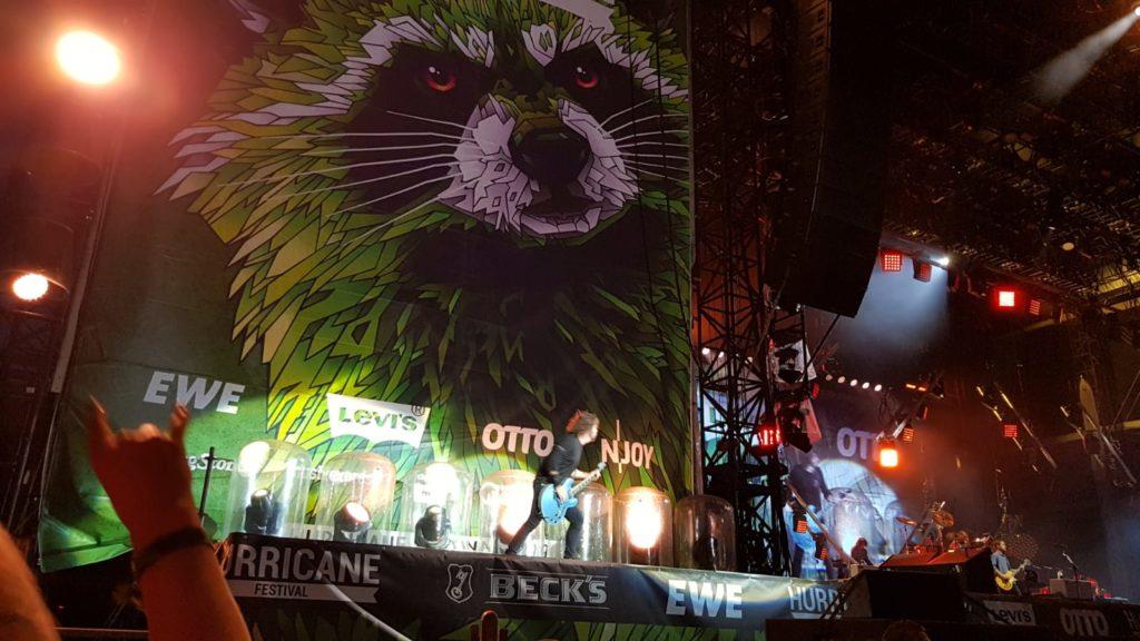 Foo Fighters - Hurricane 2019