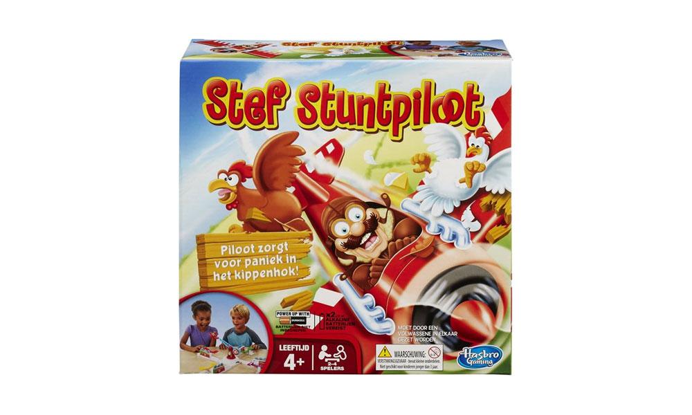 Drankspelletjes - Stef Stuntpiloot
