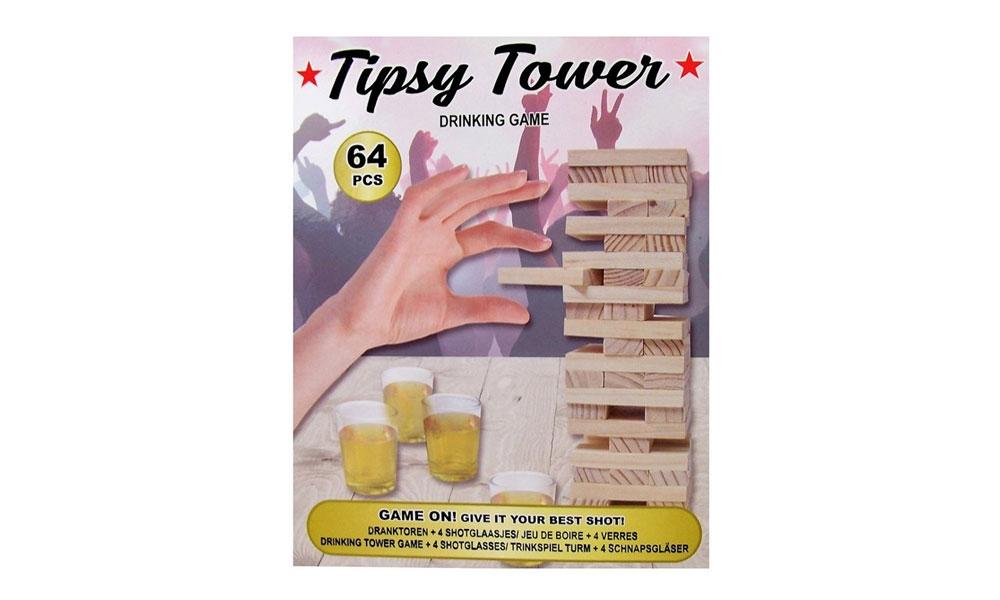 Drankspelletjes - Tipsy Tower