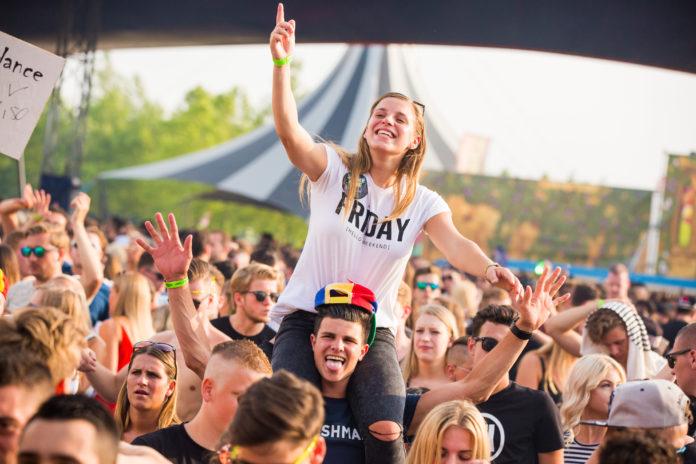Essential Festival Publiek