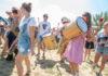 DTRH festivalgangers trommels