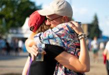 MELT festival 2019 knuffel hug