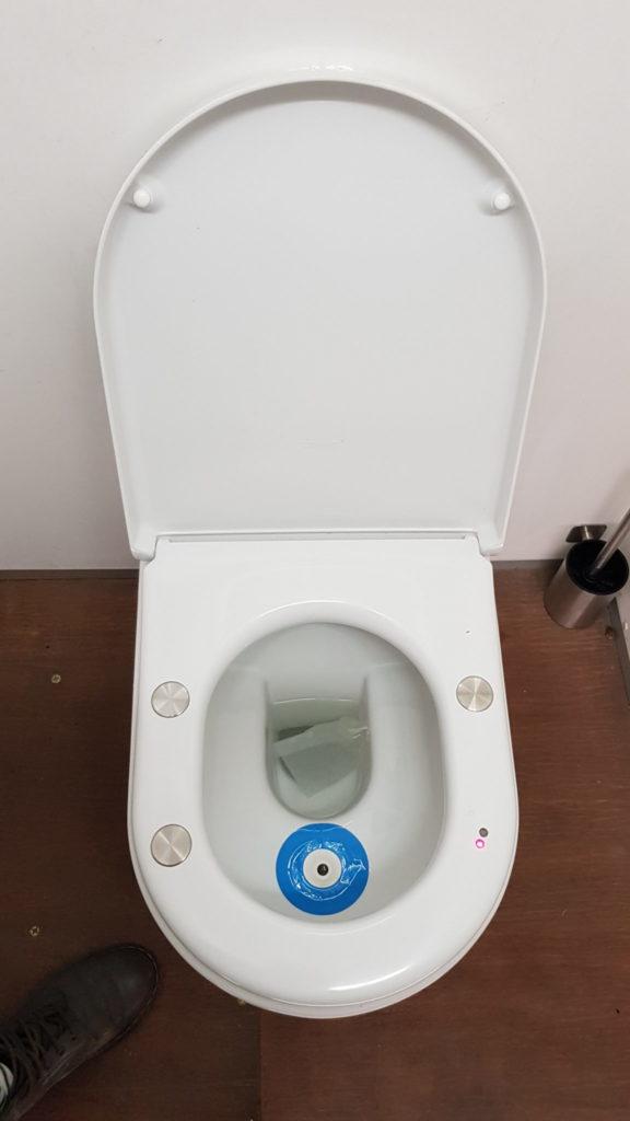 Lowlands Smart Toilet