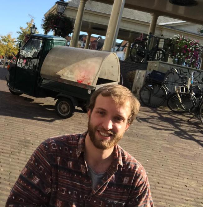 Justin Scholtze
