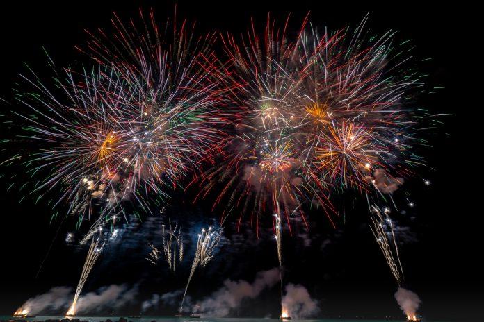 Fireworks / vuurwerk