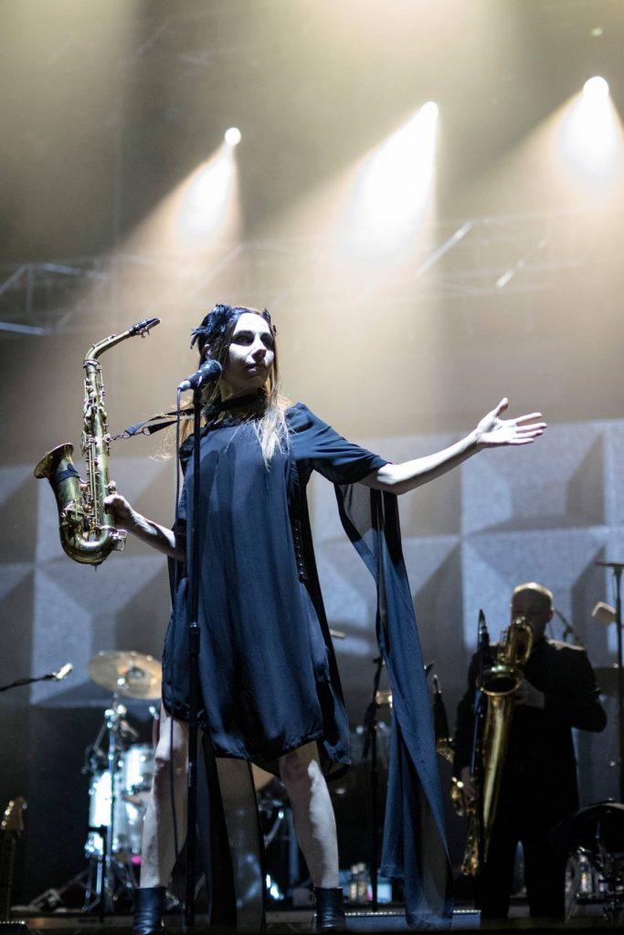 PJ Harvey at INmusic 2016