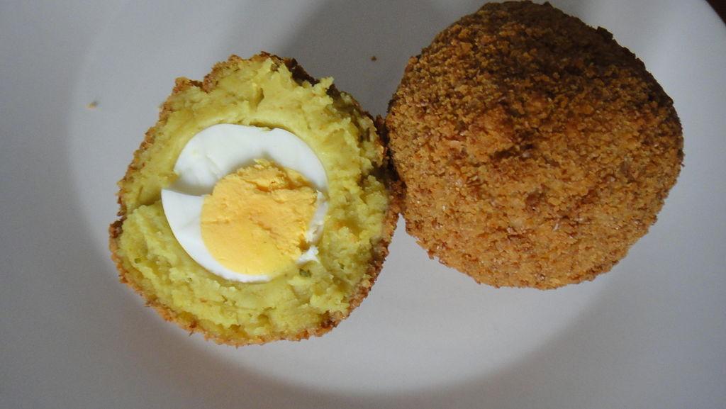 Een Groningse eierbal