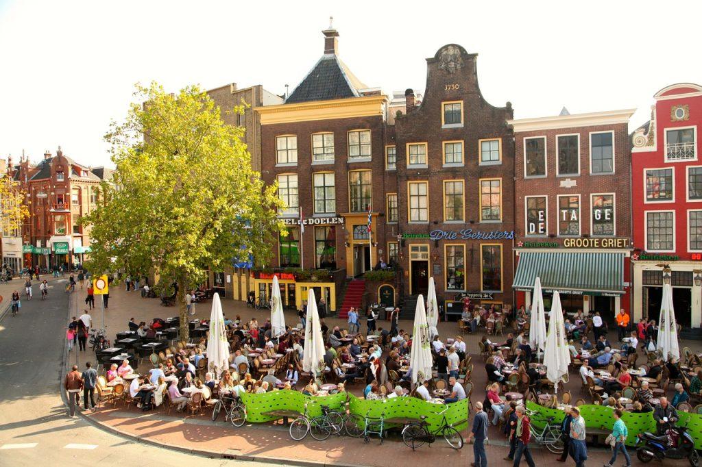 Groningen stadsgezicht (ESNS)