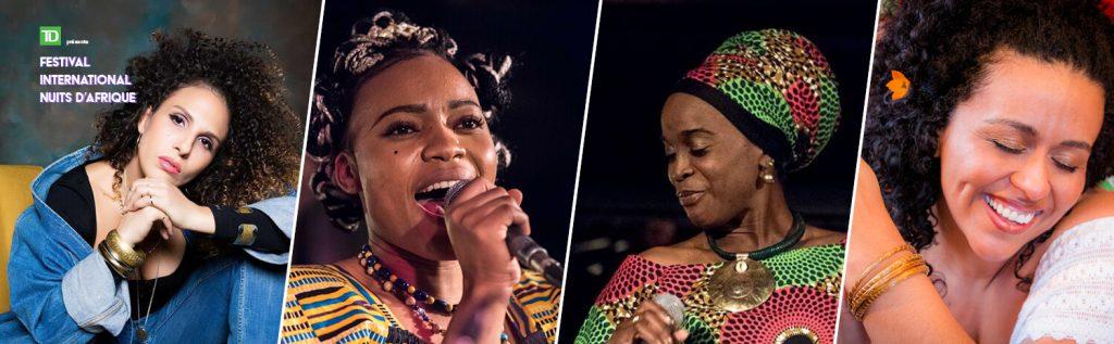 Nuits d'Afrique lineup