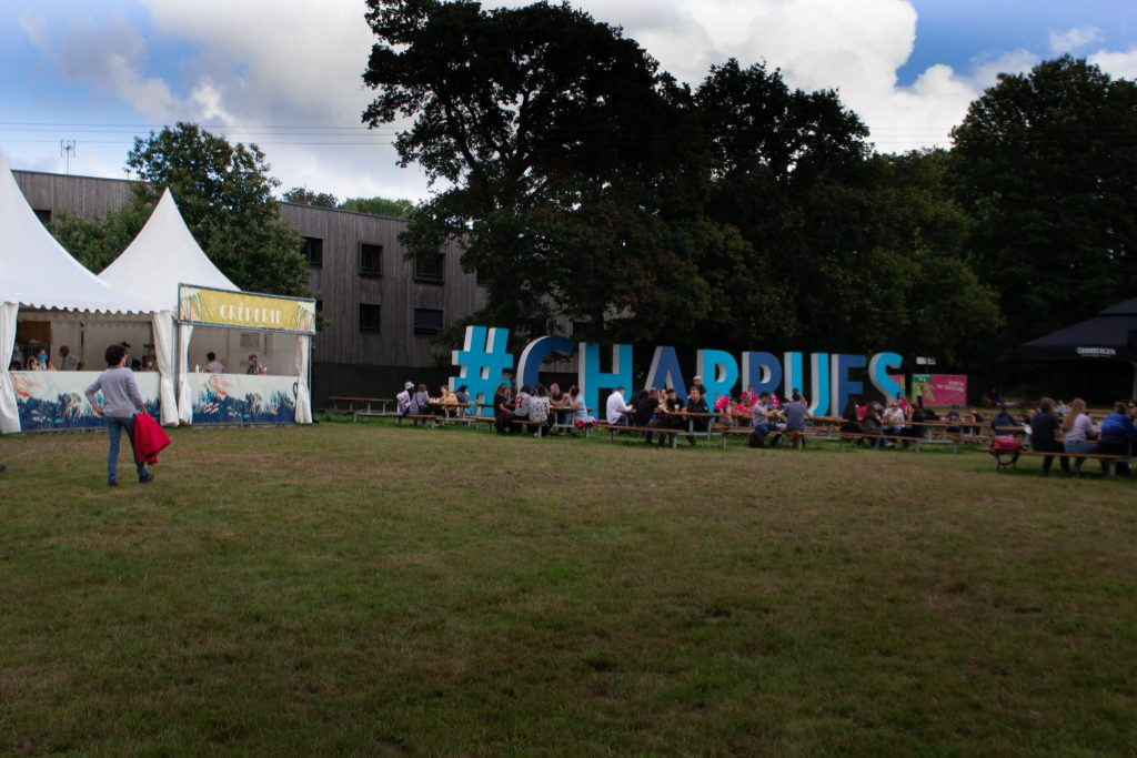Crepes Stand at Vieilles Charrues 2021