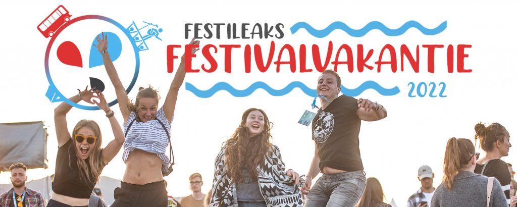 Festivalvakantie 2022