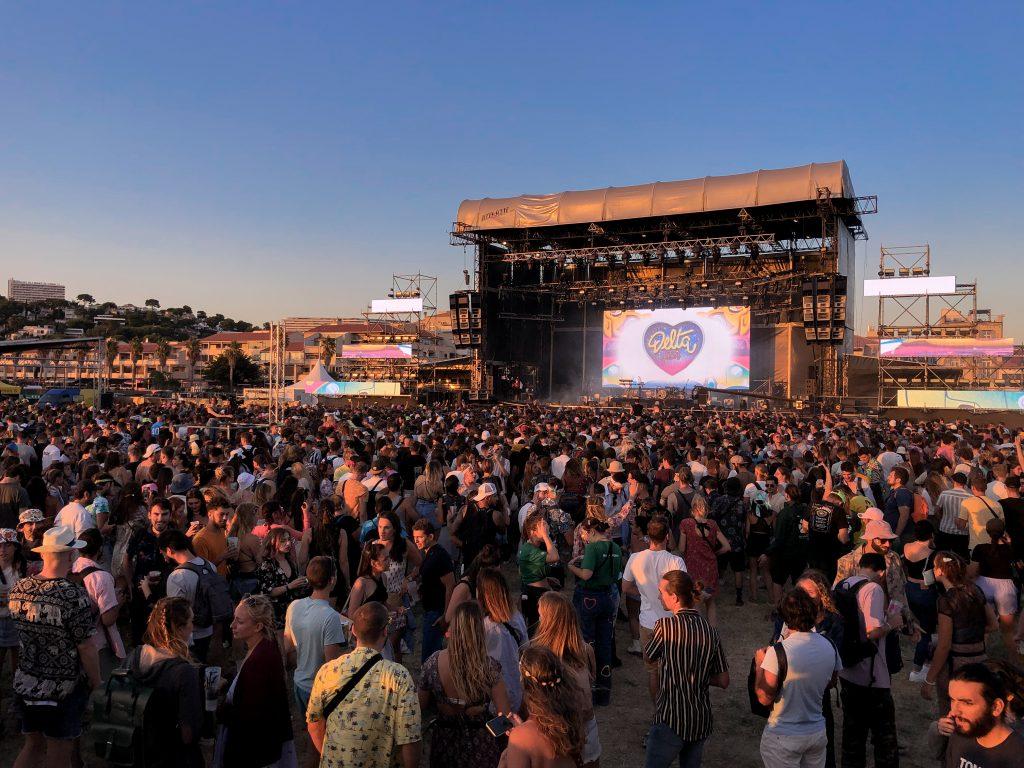 Delta Festival's Main Stage