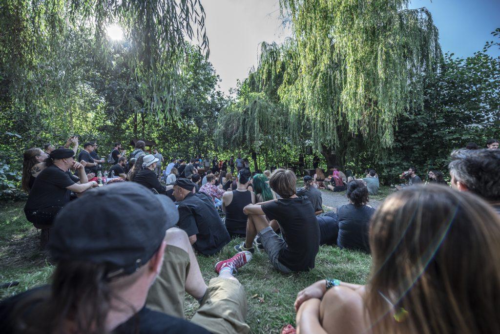Fekete Zaj 2020 audience