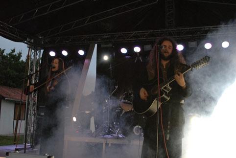 Moon and the Nightspirit at Fekete Zaj 2010