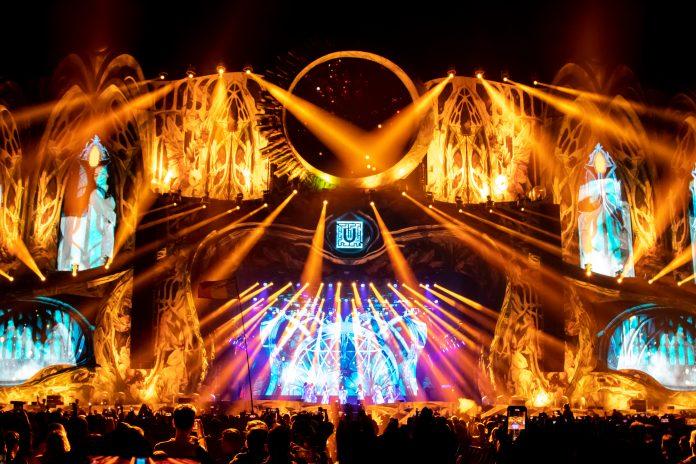 Opening Untold Festival 2021